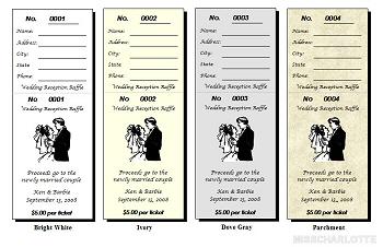 Personalized Raffle Tickets Aprilonthemarchco - Custom raffle ticket template